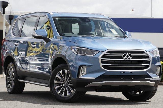 New LDV D90 Deluxe, Rocklea, 2018 LDV D90 Deluxe Wagon