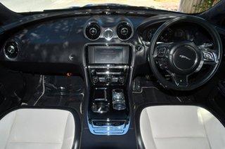 2017 Jaguar XJR SWB Sedan.