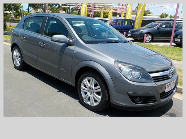 Used Holden Astra CD Ti, Margate, 2006 Holden Astra CD Ti Hatchback