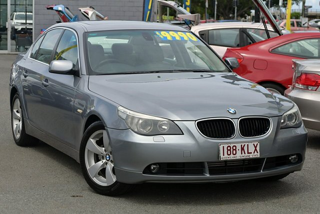 Used BMW 525i Steptronic, Southport, 2004 BMW 525i Steptronic Sedan