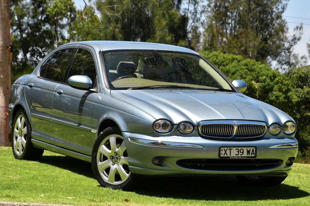 Used Jaguar X-Type Luxury, Welshpool, 2005 Jaguar X-Type Luxury Sedan