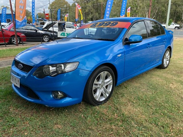 Used Ford Falcon XR6, Clontarf, 2009 Ford Falcon XR6 Sedan