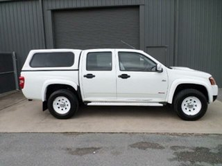 2008 Holden Colorado LX (4x4) Crew Cab Pickup.