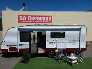 2012 Crusader THE INSPIRATION 22' Caravan.