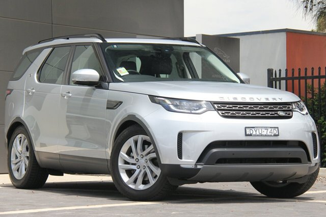 Demonstrator, Demo, Near New Land Rover Discovery TD6 SE, Narellan, 2018 Land Rover Discovery TD6 SE SUV