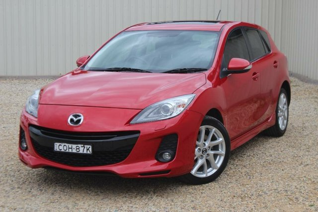 Used Mazda 3 SP25, Bathurst, 2013 Mazda 3 SP25 Hatchback