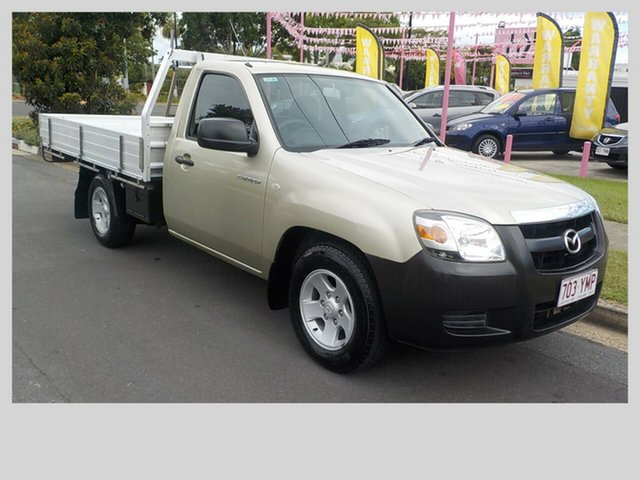 Used Mazda BT-50, Margate, 2007 Mazda BT-50 Utility