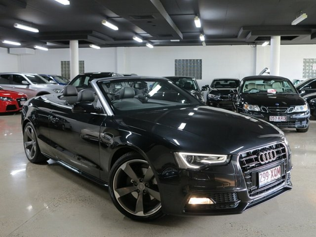Used Audi A5 S tronic quattro, Albion, 2014 Audi A5 S tronic quattro Cabriolet