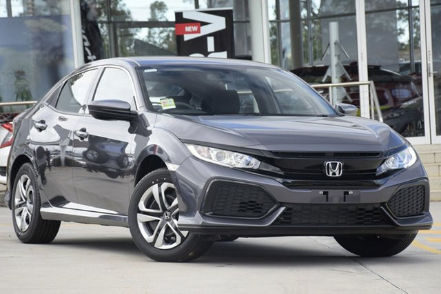 New Honda Civic VTi, Indooroopilly, 2018 Honda Civic VTi Hatchback