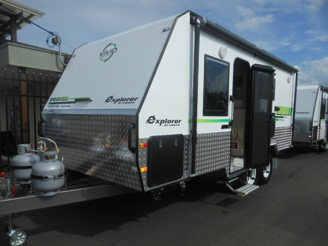 Discounted New Vivid Explorer [UC1830], Pialba, 2018 Vivid Explorer [UC1830] Caravan