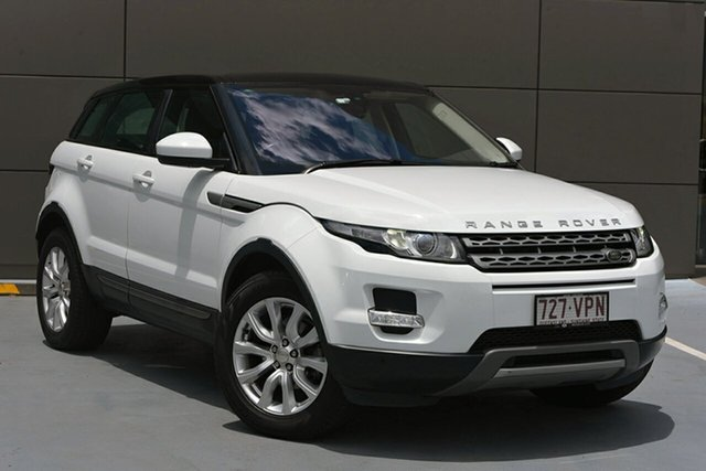 Used Land Rover Range Rover Evoque TD4 Pure, Southport, 2014 Land Rover Range Rover Evoque TD4 Pure Wagon