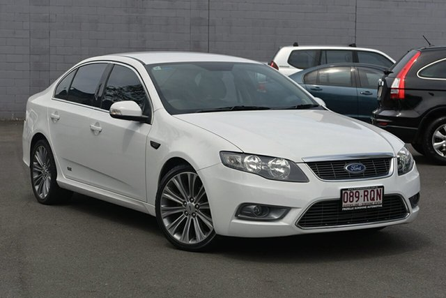 Used Ford Falcon G6E, Southport, 2010 Ford Falcon G6E Sedan
