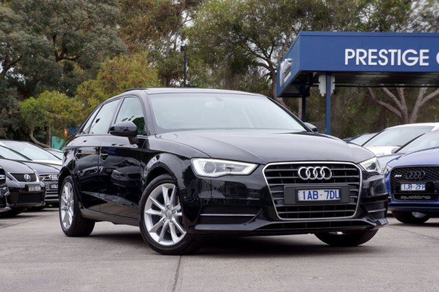 Used Audi A3 Attraction Sportback S tronic, Balwyn, 2013 Audi A3 Attraction Sportback S tronic Hatchback