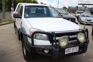 2011 Ford Ranger XL Crew Cab Utility.