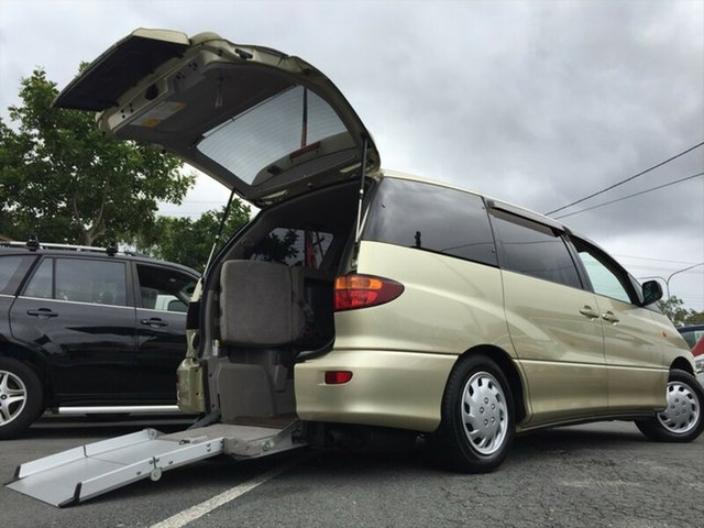 Used Toyota Estima Disability Wheelchair, Kingston, 2002 Toyota Estima Disability Wheelchair Campervan