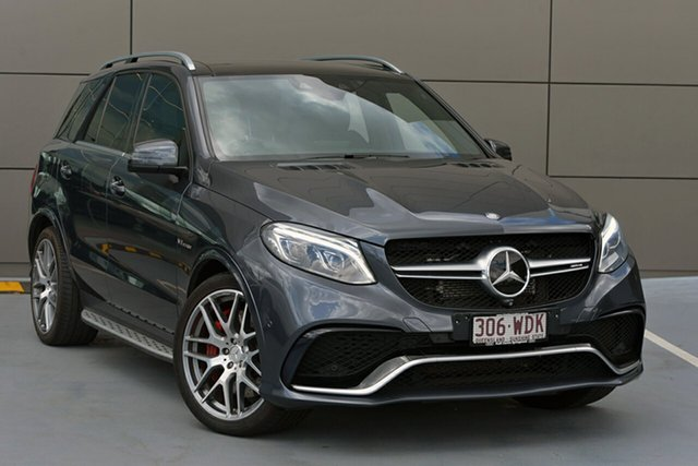 Used Mercedes-Benz GLE63 AMG SPEEDSHIFT PLUS 4MATIC S, Southport, 2015 Mercedes-Benz GLE63 AMG SPEEDSHIFT PLUS 4MATIC S Wagon