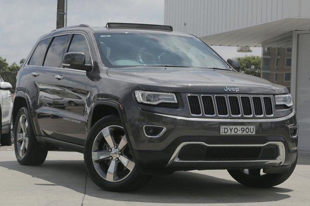 Used Jeep Grand Cherokee Limited, Waitara, 2014 Jeep Grand Cherokee Limited Wagon