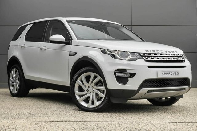 Used Land Rover Discovery Sport SD4 HSE, Geelong, 2017 Land Rover Discovery Sport SD4 HSE Wagon