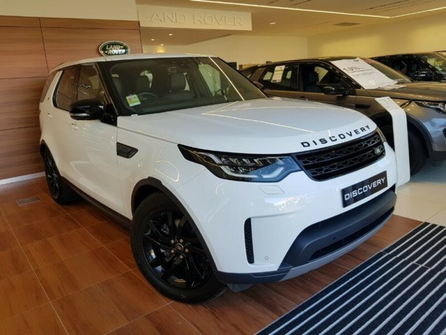New Land Rover Discovery SD4, Cairns, 2018 Land Rover Discovery SD4 Wagon