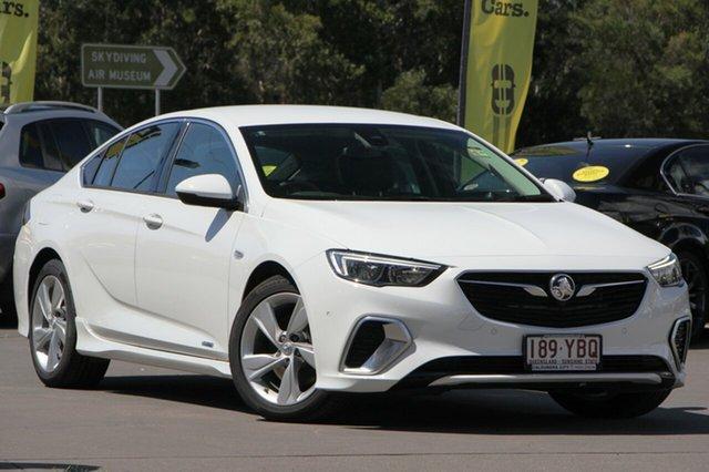 Demonstrator, Demo, Near New Holden Commodore RS-V Liftback AWD, Caloundra, 2017 Holden Commodore RS-V Liftback AWD Liftback