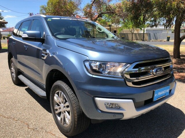 Used Ford Everest Trend RWD, Cheltenham, 2017 Ford Everest Trend RWD Wagon