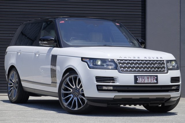 Used Land Rover Range Rover V8SC Autobiography, Southport, 2013 Land Rover Range Rover V8SC Autobiography Wagon