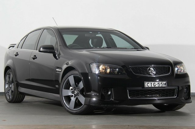Used Holden Commodore SV6 Z Series, Campbelltown, 2012 Holden Commodore SV6 Z Series Sedan