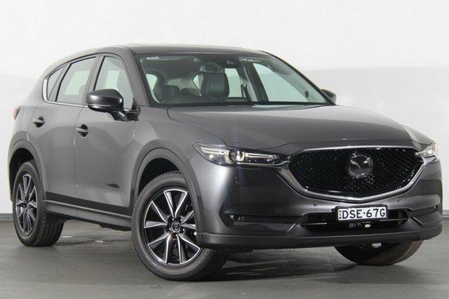 Used Mazda CX-5 Akera SKYACTIV-Drive i-ACTIV AWD, Narellan, 2017 Mazda CX-5 Akera SKYACTIV-Drive i-ACTIV AWD SUV