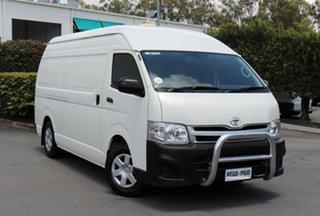 Used Toyota Hiace Super LWB, Acacia Ridge, 2013 Toyota Hiace Super LWB KDH221R MY12 Van