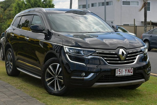 Discounted Demonstrator, Demo, Near New Renault Koleos Intens X-tronic, Southport, 2018 Renault Koleos Intens X-tronic Wagon