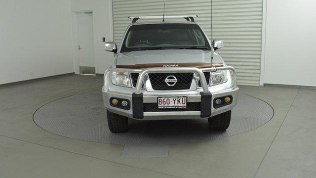 Used Nissan Navara ST-X 550, Southport, 2011 Nissan Navara ST-X 550 Utility