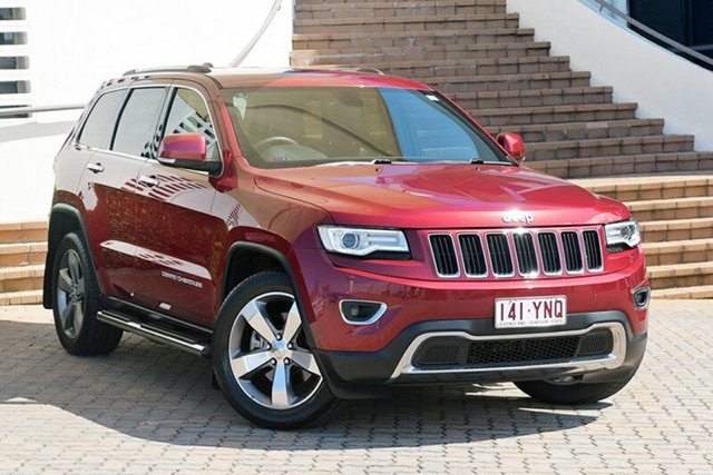 Discounted Used Jeep Grand Cherokee Limited, Southport, 2014 Jeep Grand Cherokee Limited Wagon