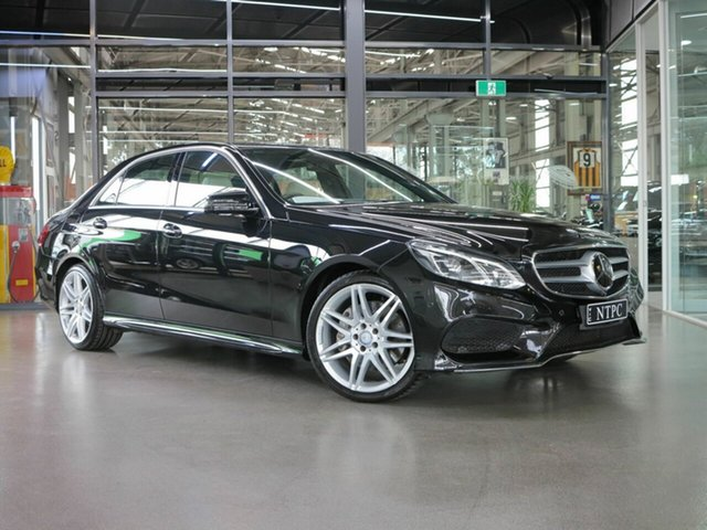 Used Mercedes-Benz E400 7G-Tronic +, North Melbourne, 2014 Mercedes-Benz E400 7G-Tronic + Sedan