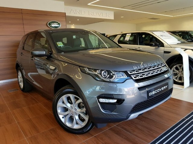 New Land Rover Discovery Sport Td4 HSE, Cairns, 2018 Land Rover Discovery Sport Td4 HSE Wagon