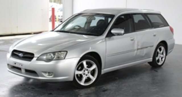 Used Subaru Liberty 2.5I, Glen Waverley, 2005 Subaru Liberty 2.5I Wagon
