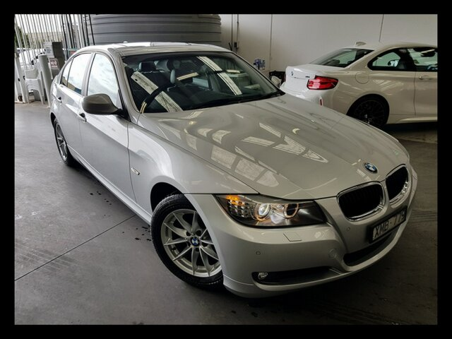 Used BMW 320d Executive Steptronic, Clayton, 2009 BMW 320d Executive Steptronic Sedan