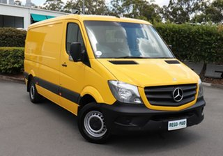 Used Mercedes-Benz Sprinter 313CDI Low Roof SWB, Acacia Ridge, 2014 Mercedes-Benz Sprinter 313CDI Low Roof SWB NCV3 MY14 Van