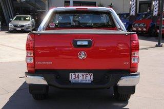 2018 Holden Colorado LTZ Pickup Crew Cab Utility.