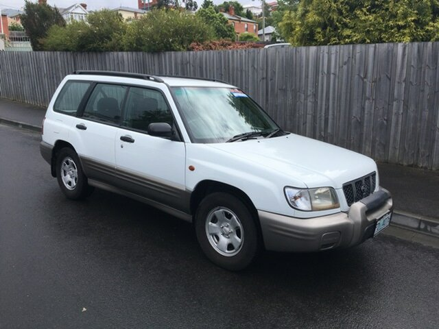 Used Subaru Forester, North Hobart, 2001 Subaru Forester Wagon