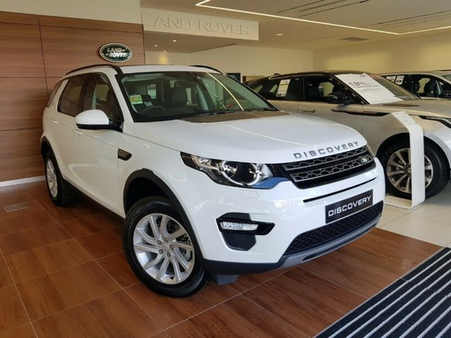 New Land Rover Discovery Sport TD4 110kW, Cairns, 2018 Land Rover Discovery Sport TD4 110kW Wagon