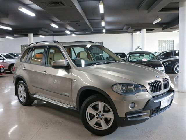 Used BMW X5 xDrive30d Steptronic, Albion, 2010 BMW X5 xDrive30d Steptronic Wagon