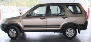 2002 Honda CR-V (4x4) Wagon.