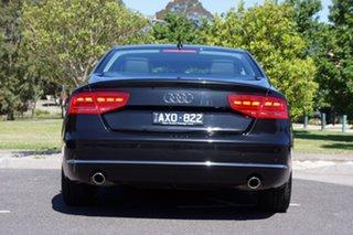 2013 Audi A8 Tiptronic Quattro Sedan.