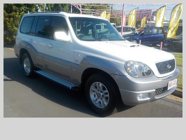 Used Hyundai Terracan, Margate, 2006 Hyundai Terracan Wagon