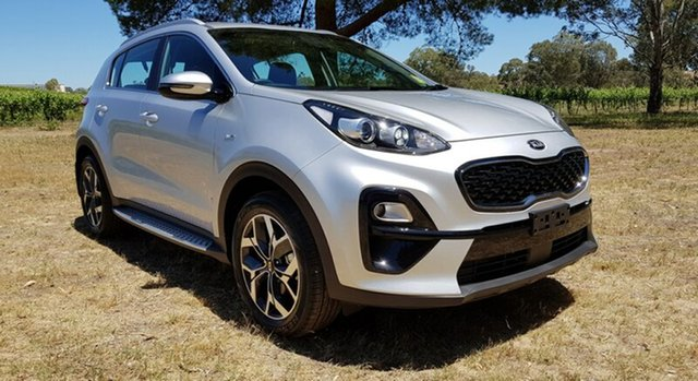 Demonstrator, Demo, Near New Kia Sportage AO Edition AWD, Tanunda, 2018 Kia Sportage AO Edition AWD Wagon