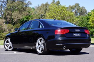 2013 Audi A8 Tiptronic Quattro Sedan.