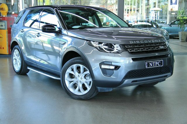 Used Land Rover Discovery Sport TD4 180 SE, North Melbourne, 2017 Land Rover Discovery Sport TD4 180 SE Wagon