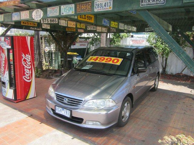 Used Honda Odyssey, Cheltenham, 2001 Honda Odyssey Wagon