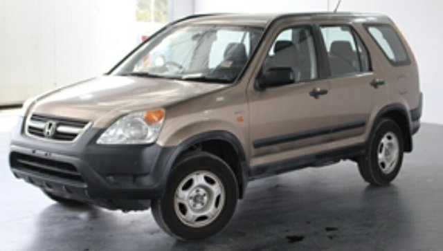 Used Honda CR-V (4x4), Glen Waverley, 2002 Honda CR-V (4x4) Wagon