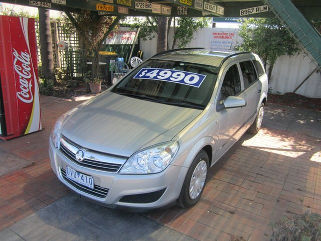Used Holden Astra CD, Cheltenham, 2007 Holden Astra CD Wagon